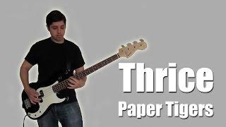 Thrice - Paper Tigers (Instrumental)