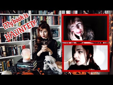 HORROR BOOKS I WANT TO READ & my book is haunted...RIP!