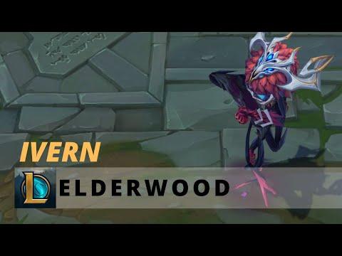 Elderwood Ivern - League of Legends