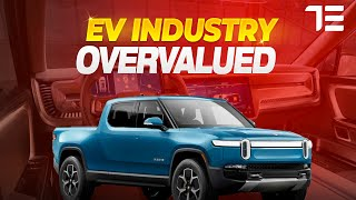 With an $80B IPO Target from Rivian, the EV Industry is Showing Signs of a Bubble