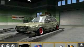 VW GOLF MK II cultstyle - Street legal racing redline