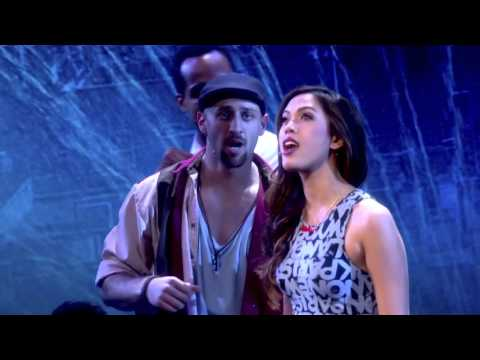In The Heights London - 40th Olivier Awards 2016 - '96,000'