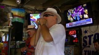 Stoney and The House Rockers - DOWN ON THE BAYOU @ The Sandbar in Cocoa Beach 2015