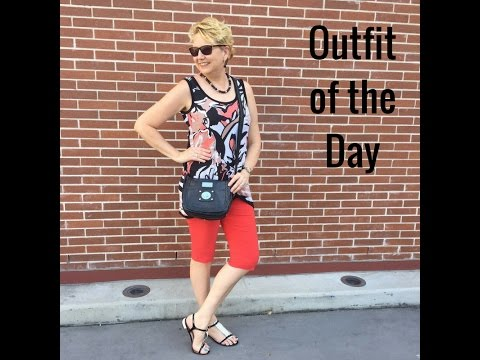 Outfit of the Day - Casual Monday here in Queensland - Summer Style