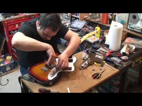 [DIAGRAM_09CH]  Squier Thinline 72' Mods: Pots, Cap, Switch & Wiring. - YouTube | Wiring Diagram For A 72 Fender Thinline Telecaster |  | YouTube