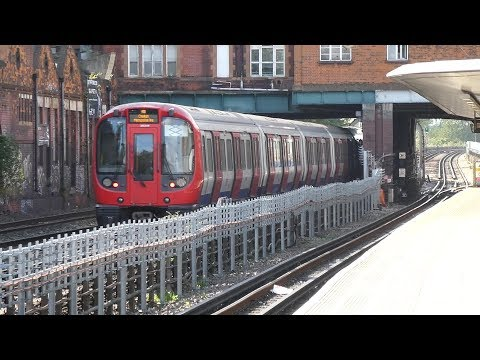 Trains at: West Hampstead - 19 Sept, 2018 - Part 2