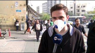 أخبار عالمية - تلوثُ الهواء في طهرانَ كارثة بيئية وبشرية تطال الجميع