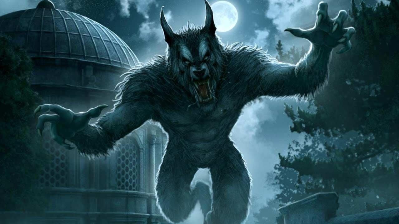 What inspired the werewolf leg...