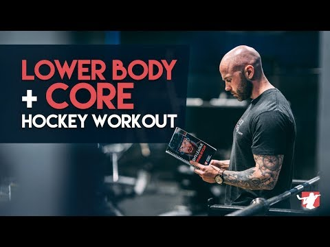 Legs + Core Hockey Workout ��