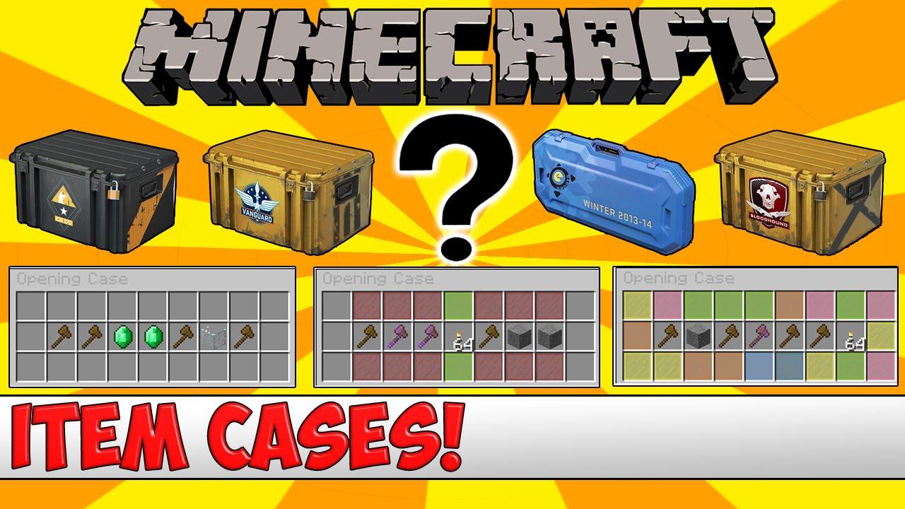 Minecraft Plugin Tutorial - Item Cases (CSGO Cases)