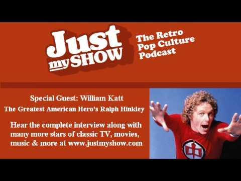 Interview with The Greatest American Hero Star William Katt