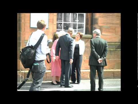Prince Philip Visits Methil, Fife [July 1st 2011]