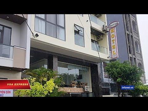 Đà Nẵng: Du khách TQ thuê một khách sạn, làm việc 'mờ ám' (VOA)