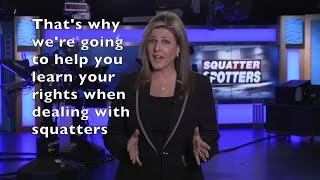 Are there squatters in your neighborhood?