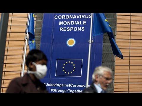 بروكسل تكشف عن مساعدات طارئة  بقيمة 750 مليار يورو لدعم الاقتصاد الأوروبي…  - 19:59-2020 / 5 / 27