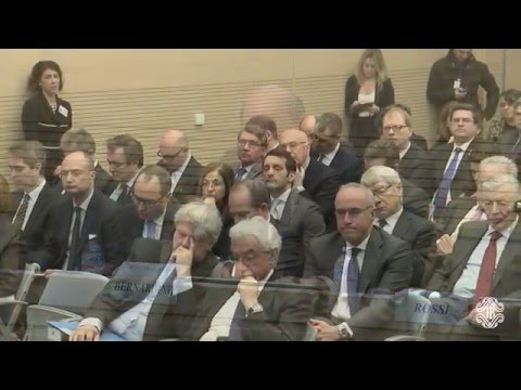 Gabriel Bernardino - Presidente EIOPA - L' avvio di Solvency II - Conferenza IVASS 2016