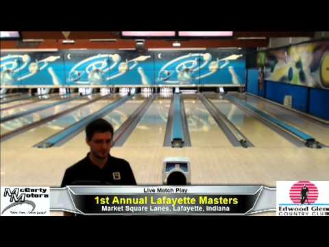 1st Annual Lafayette Masters Bowling Tournament