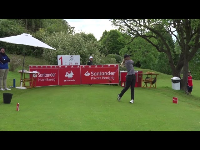 Laura Gómez Player of the Year Santander Golf Tour 2019