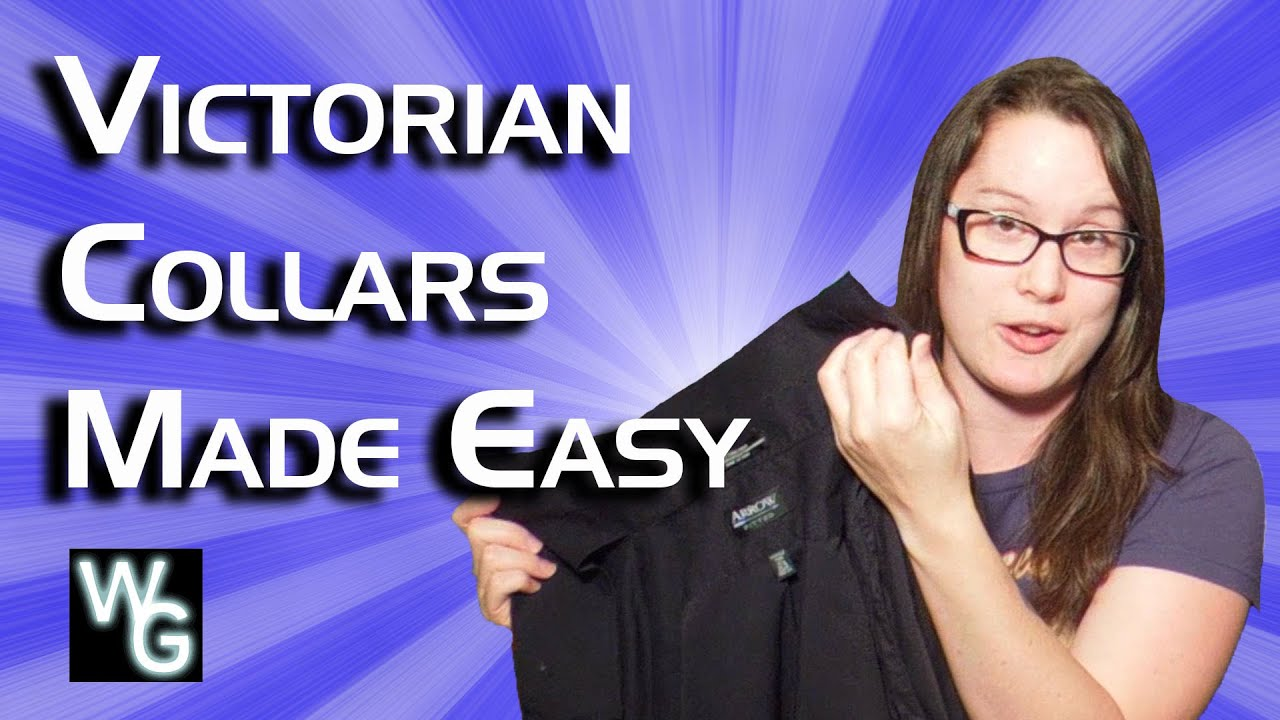 Victorian collars made easy youtube victorian collars made easy solutioingenieria Gallery