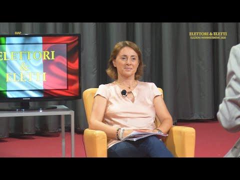 Elettori & Eletti: Giovanna Bruno, candidata sindaco centrosinistra