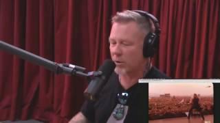 Скачать James Hetfield рассказывает о Монстрах Рока 1991 Москва Тушино Озвучка Contenta
