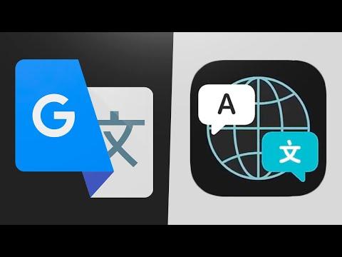 Apple Translate vs Google Traductor!!!!!
