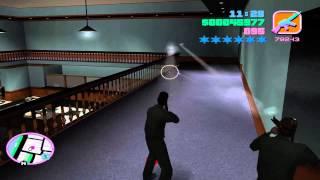 GTA Vice City - The Job - Walkthrough Gameplay PC