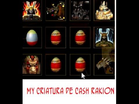 Como sacar criaturas de CASH facilito Rakion 2015