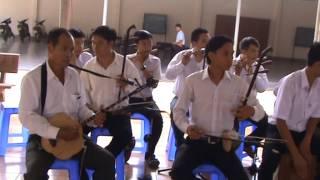 Tán Tụng Hồng Ân( NS Hải Linh ) - Hòa Tấu Đàn,Sáo,Nhị - GX Kim Châu - GP Ban Mê Thuột