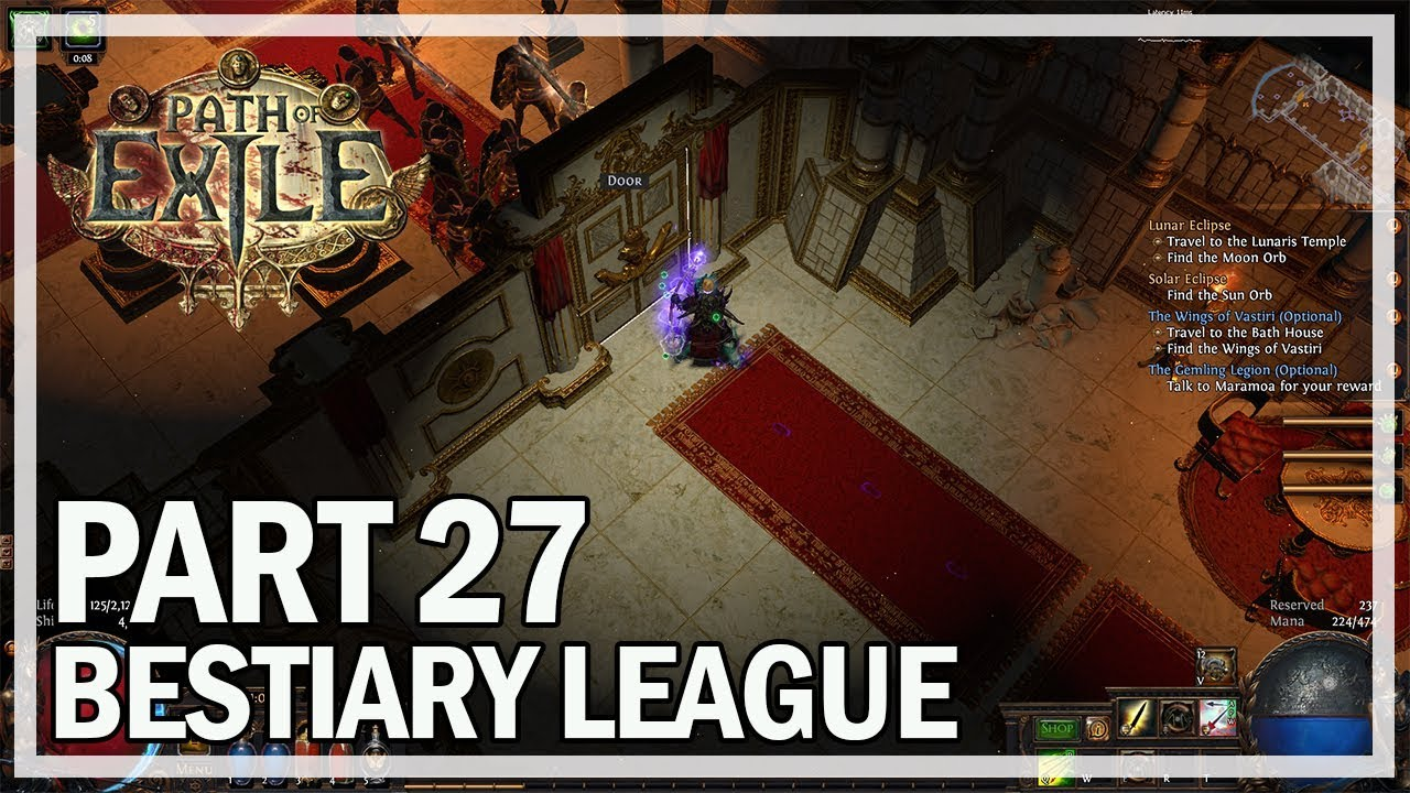 Path of Exile - Bestiary League Ranger Lets Play Part 27 - Solaris ...