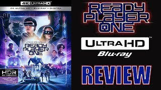 READY PLAYER ONE 4K Blu-ray Review   Dolby Vision