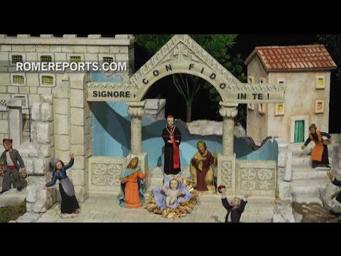 806f0f1dd19 Roma expone los 150 pesebres navideños más bellos del mundo - YouTube
