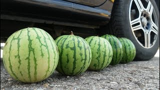 CAR VS WATERMELON VS WATERMELON VS WATERMELON VS WATERMELON VS WATERMELON