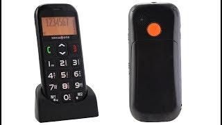 Telefono para mayores / ancianos por menos de 30€: Swiss One BBM 320