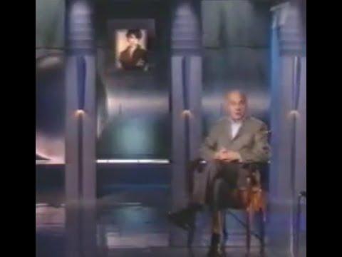 """""""Серебрянный шар"""". 28 марта 2003 года.  Виталий Вульф о Николае Цискаридзе"""