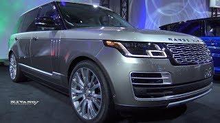 2018 Range Rover SV Autobiography - Exterior And Interior Walkaround - 2018 Detroit Auto Show