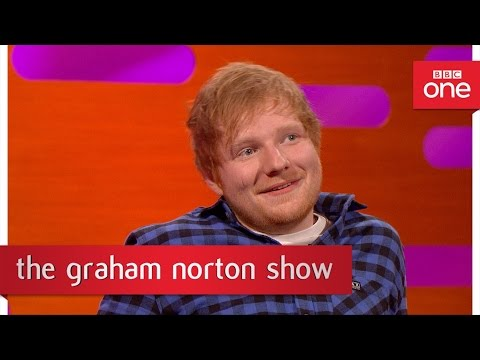 Ed Sheeran talks about his scar - The Graham Norton Show 2017: Episode 14 - BBC One