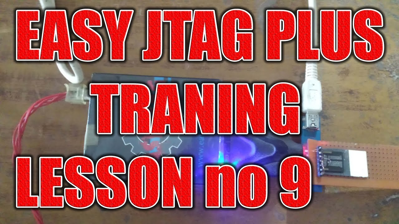 EASY JTAG LESSON NO 9 DEAD BOOT REPAIR WITHOUT DUMP FILE