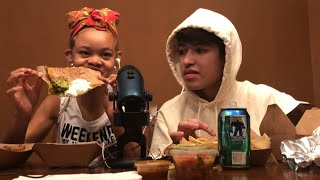 My FIRST ASMR with my Crush😱
