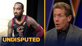 JR Smith frustrated with losing starting job to Dwyane Wade in Cleveland | UNDISPUTED thumbnail