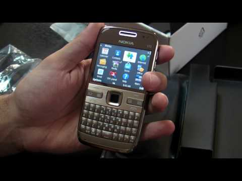 Nokia E72 Review HD ( in Romana ) - www.TelefonulTau.eu -