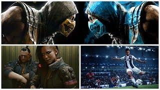 Mortal Kombat XI и Splinter Cell придут за вашими деньгами | Игровые новости