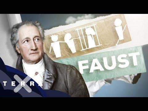 Goethes Faust in 90 Sekunden