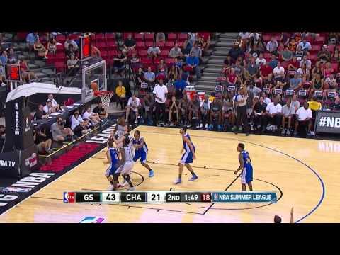 NBA Summer League: Golden State Warriors vs Charlotte Hornets