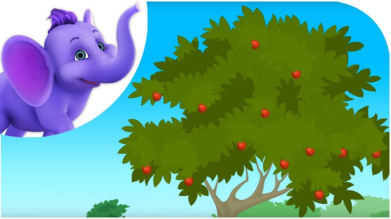 Appletree nursery rhymes