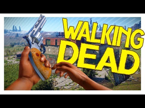The Walking D3AD! - Rust Loadout #6