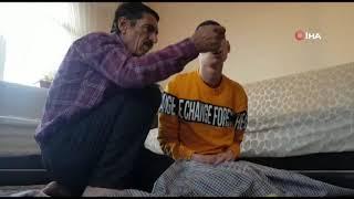 Fedakar anne-baba Mahmut'un için birlikte mücadele veriyor