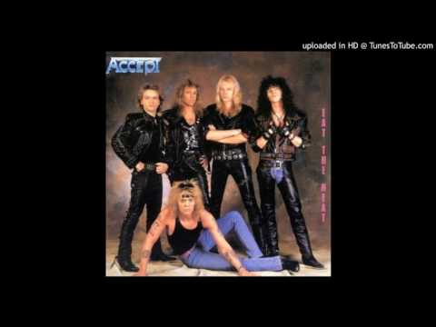 Accept - Hellhammer (With Lyrics)