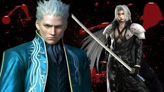 Repeat youtube video Grudge Match Unlimited 25: Sephiroth vs Vergil