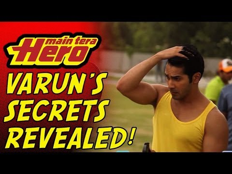 Varun's Secrets Revealed!